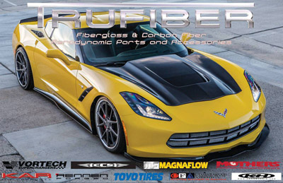 TruFiber поработал над Chevrolet C7 Corvette Stingray